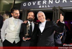 اولین اسکار سینمای ایران را اصغر فرهادی دریافت کرد.